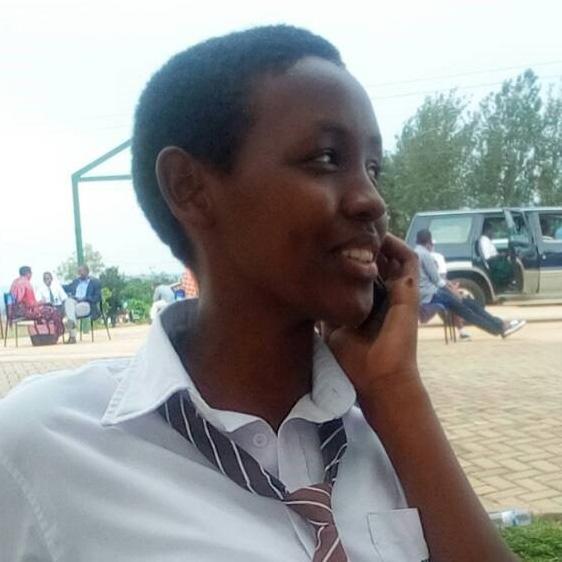Jackline school visit, Forward Africa Education Trust, Rwanda