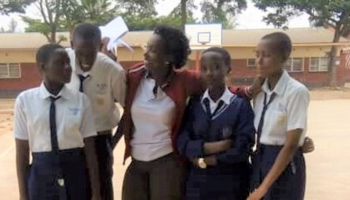 School Visit by mentor