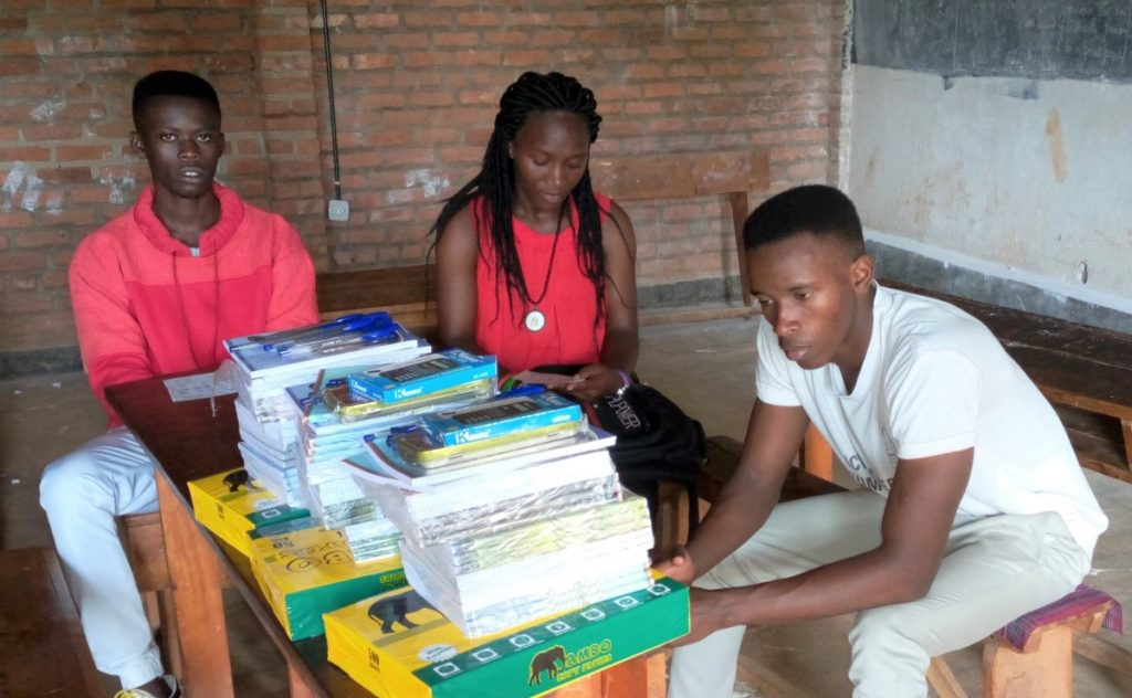 Forward Africa Education Trust – Students happy to start new term
